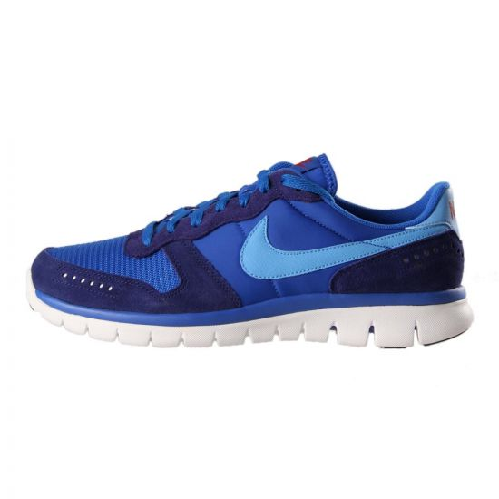 Nike Flex BRS Trainers in Blue