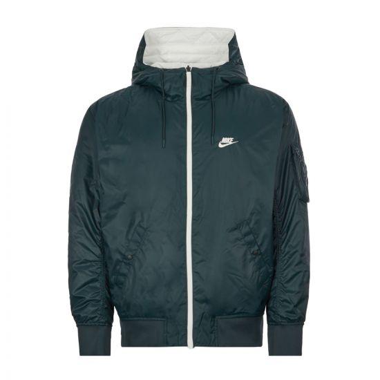 Nike Hooded Jacket – Green 21445CP 0
