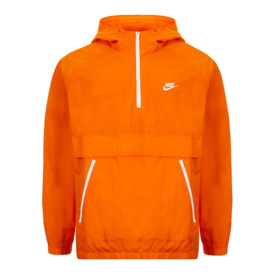 Nike Pullover Jacket - Orange 21674CP -1