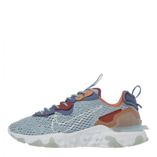 Nike React Vision   CD4373 401 Blue / Platinum / Amber