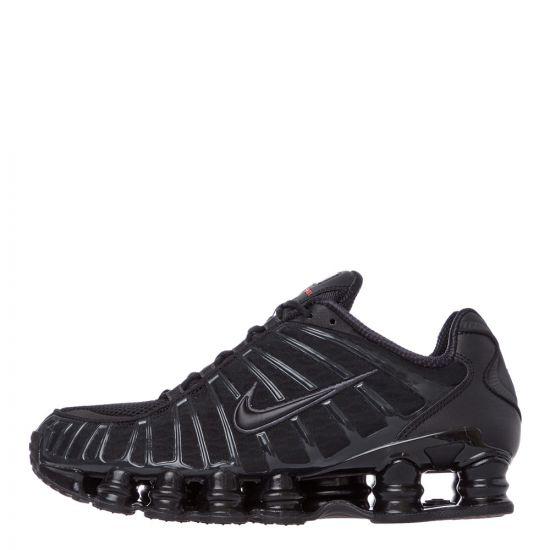 Nike Shox TL Trainers AV3595 002 Black