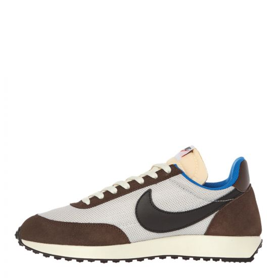 Nike Air Tailwind 79 Trainers 487754 202 Baroque Brown / Pure Platinum