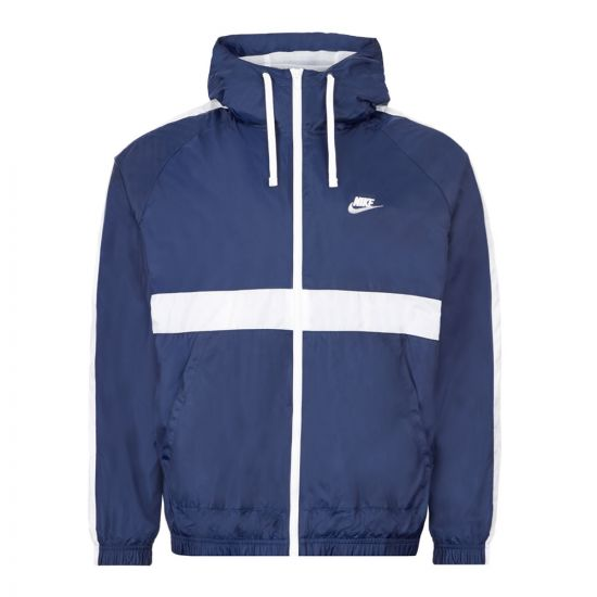 Nike Tracksuit - Navy / White  21446CP 0