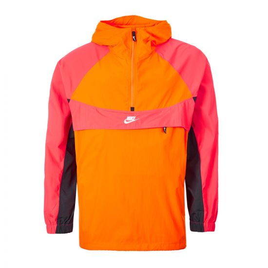 Nike Tracktop Re-Issue BV5385 873 Orange / Black / Ceramic