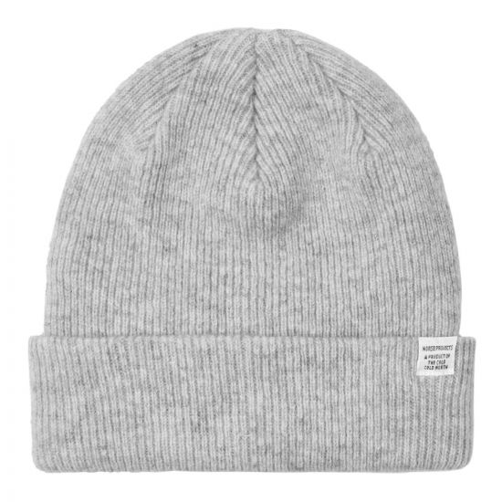 Norse Projects Beanie | N95 0569 1026 Grey