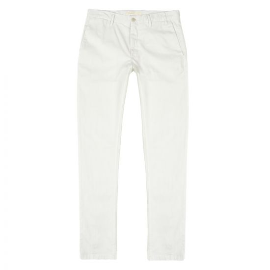 Norse Projects Chinos Aros N25 0263 0219 White