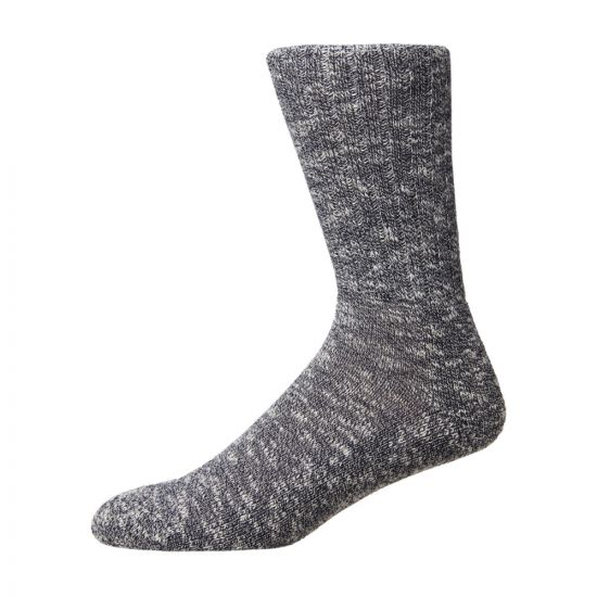 Norse Projects Ebbe Melange Socks | N82 0003 7004 Navy