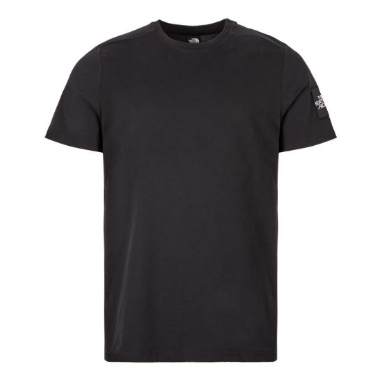 The North Face T-Shirt NFOA3YHCJK3 Black