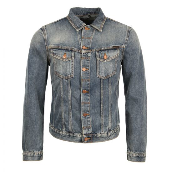 Nudie Jeans Billy Shimmering Jacket  160458 Indigo
