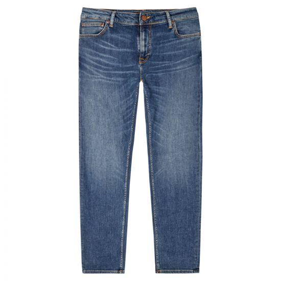 Nudie Jeans Skinny Lin - Blue 21144CP -1