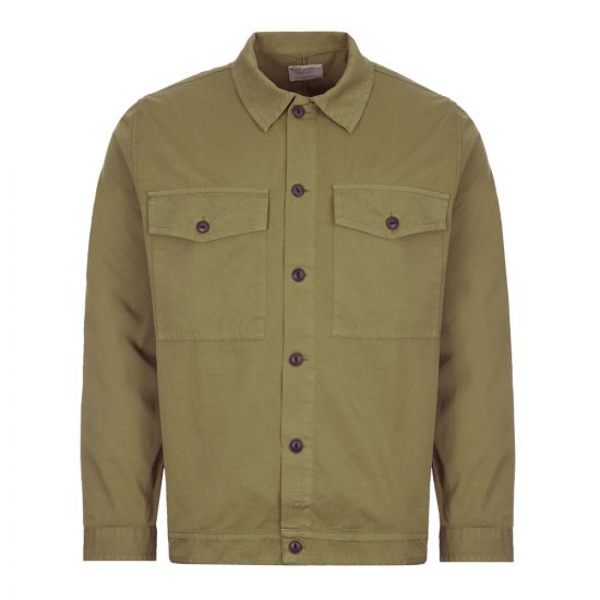 Nudie Jeans Overshirt Colin | 140655 G01 Green