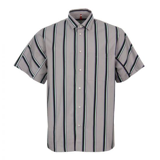 Shirt - Pulse Stripe Grey