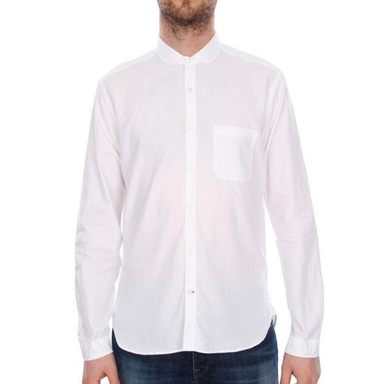 Eton Collar Shirt - White