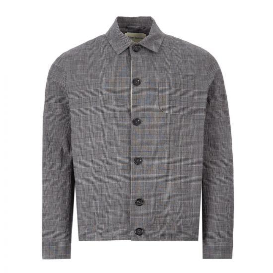 Oliver Spencer Jacket Buckland - Grey 21958CP -1