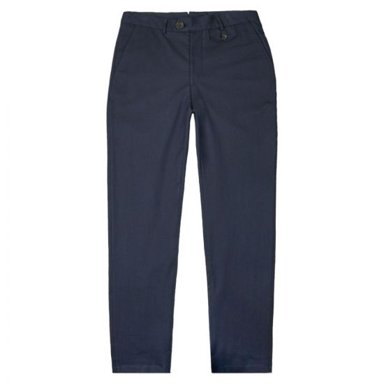Oliver Spencer Trousers Cannock Fishtail - Navy 21949CP -1
