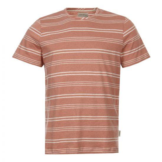 oliver spencer conduit t-shirt OSMK580 AUS01PIN pink