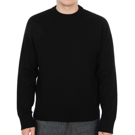 our legacy jumper - black