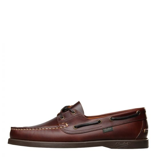 Paraboot Barth Boat Shoes 780001 Marron
