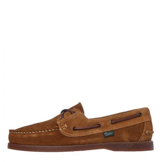 Paraboot Shoes Barth | 780525 Tan