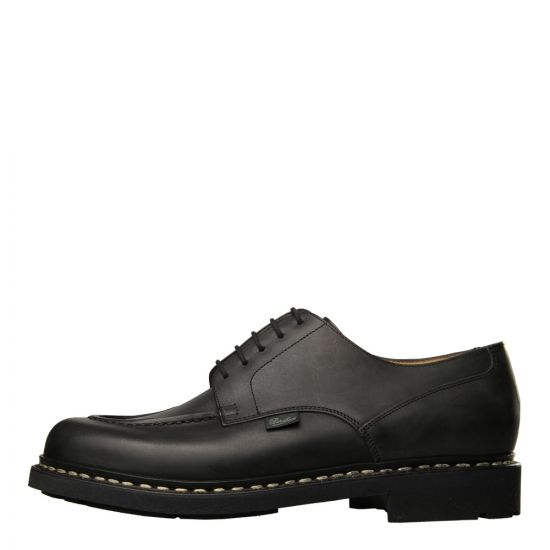 Paraboot Chambord Tex Shoes 710709 Black