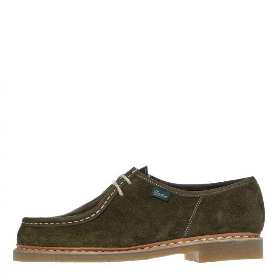 Paraboot Shoes Micka Ario | 196742 Green