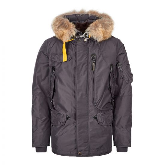 Parajumpers Jacket Right Hand | PMJCKMA03 765 Nine Iron / Grey