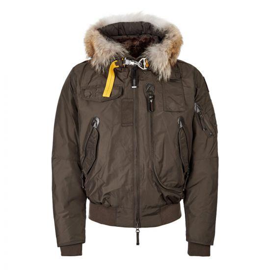 Parajumpers Gobi Jacket PM JCK MA01 601 Bush Green