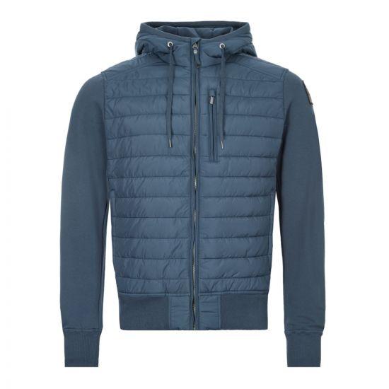 parajumpers ivor jacket FP01 708 blue