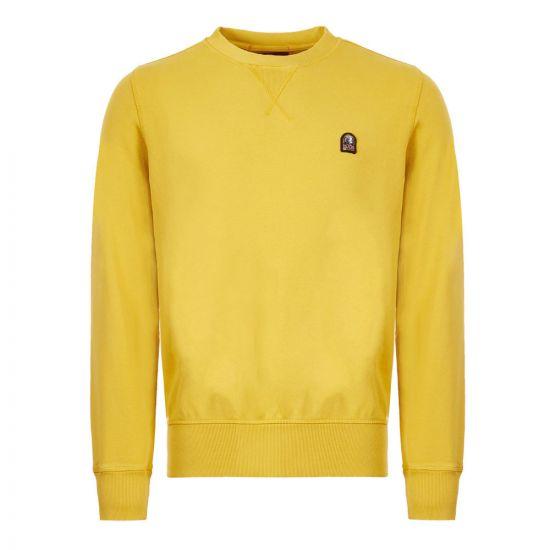 Sweatshirt Caleb - Yellow