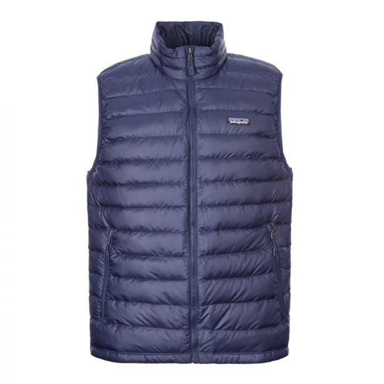 Patagonia Down Gilet 84622 CACL Navy