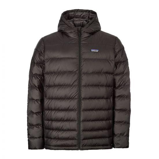 Patagonia Jacket Hi-Loft Down Hoody 84902 BLK Black