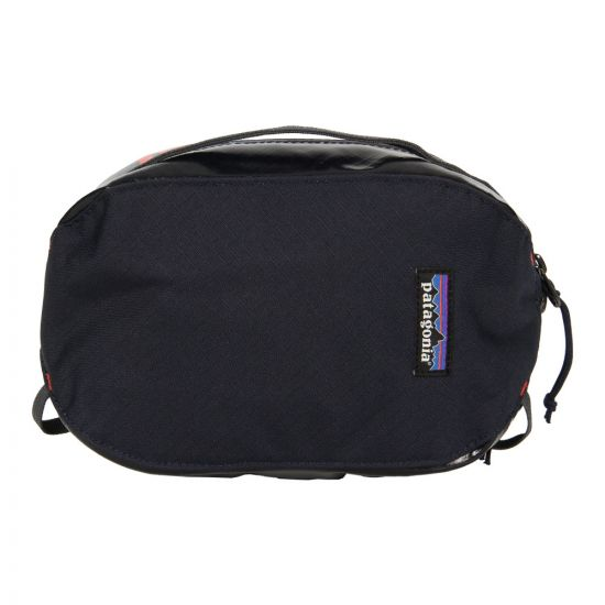 Patagonia Black Hole Cube Bag 2L 49360 NPTR in Navy / Red