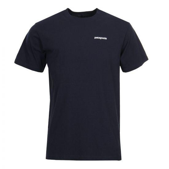 Patagonia Responsible T-Shirt  Navy 39174 CNY