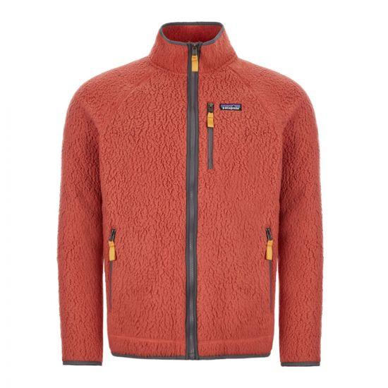 Patagonia Retro Pile Jacket - Red 21867CP -9