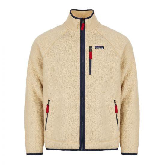 Patagonia Jacket Retro Pile Zipped 22801 ELKH El Cap Khaki