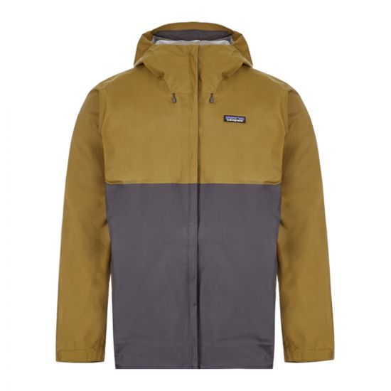 Patagonia Torrentshell Jacket - Brown 21945CP -1