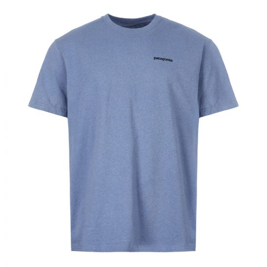 Patagonia Responsibili T-Shirt 39174|WOBL In Blue At Aphrodite Clothing