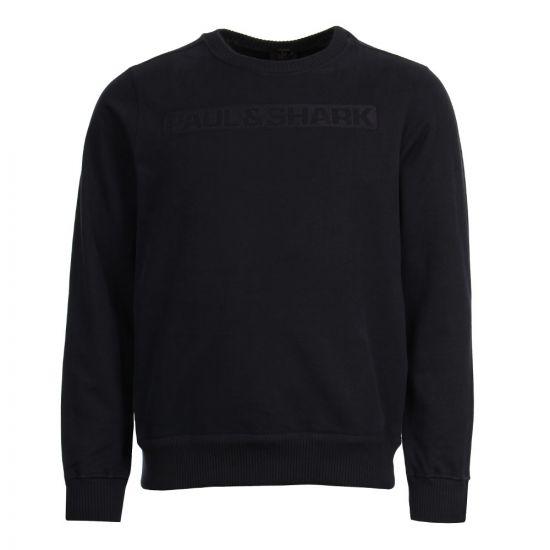 Paul & Shark Sweatshirt | A17P140SF-150 Navy