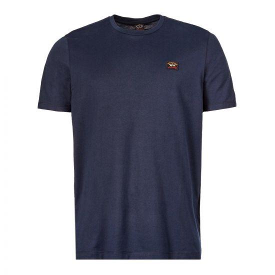 Paul & Shark T-Shirt | COP1002 013 Navy