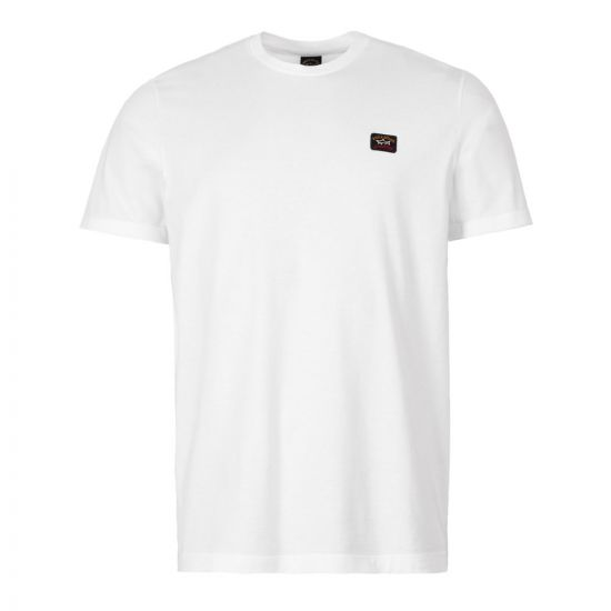 Paul & Shark T-Shirt | COP1002 010 White