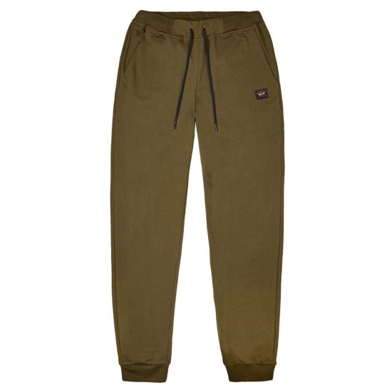 Paul & Shark Sweatpants | COP1019 132 Olive