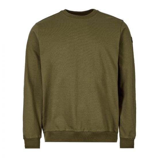 Paul & Shark Sweatshirt | COP1015 132 Olive