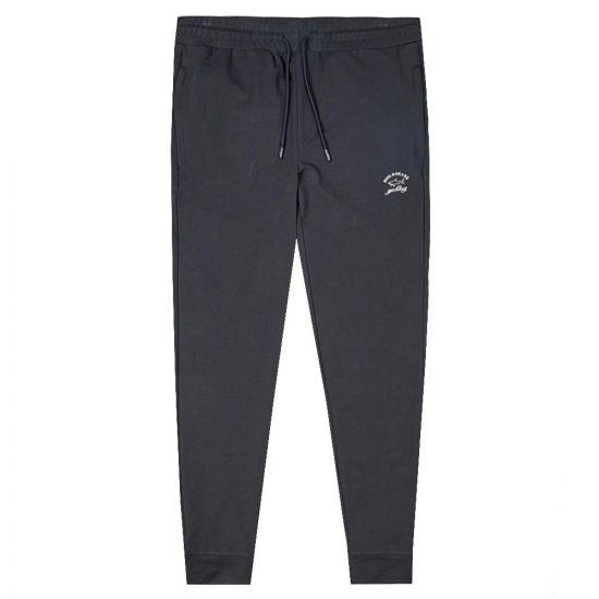 paul and shark sweatpants P20P1803 013 navy