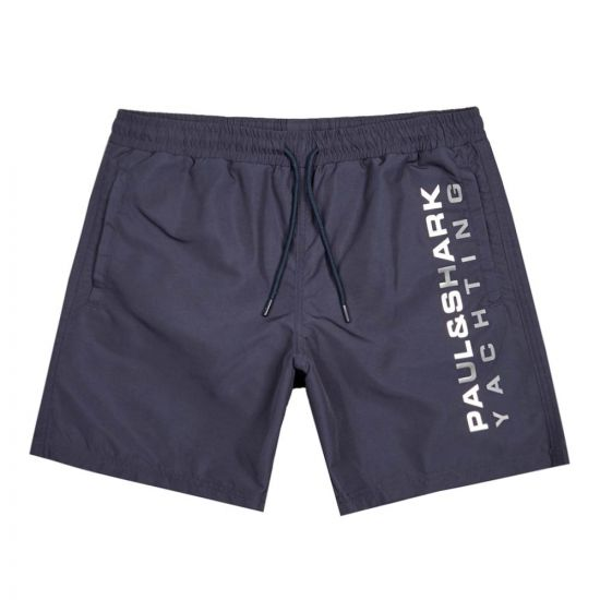 Paul and Shark Swim Shorts   E20P5042 013 Navy