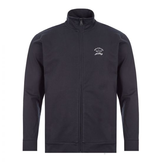 Paul and Shark Track top | P20P1800 013 Navy