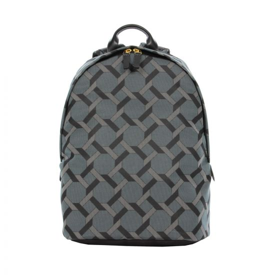Paul Smith Backpack in Belvoir Tile Print