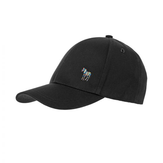 Paul Smith Baseball Cap | M2A 987C AZEBRA 79 Black | Aphrodite