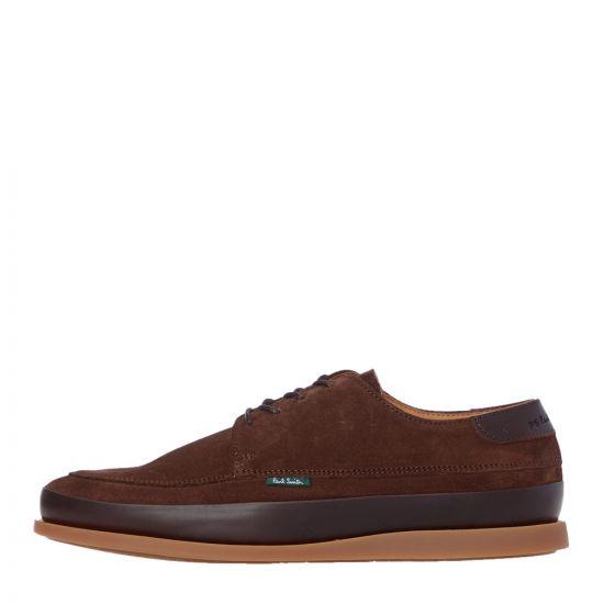 paul smith broc shoes M2S BRO07 AVES 66 chocolate