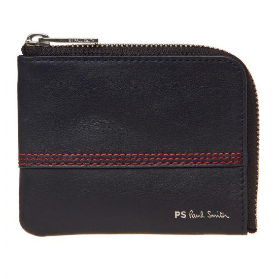 paul smith wallet M2A 5318 ALEAST 47 navy