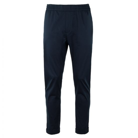 Paul Smith Drawstring Trousers M2R 037R A20028 47 Navy